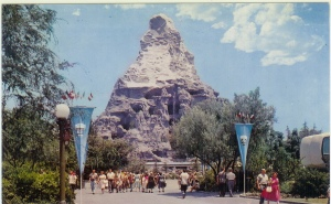The Matterhorn - Disneyland - Analheim