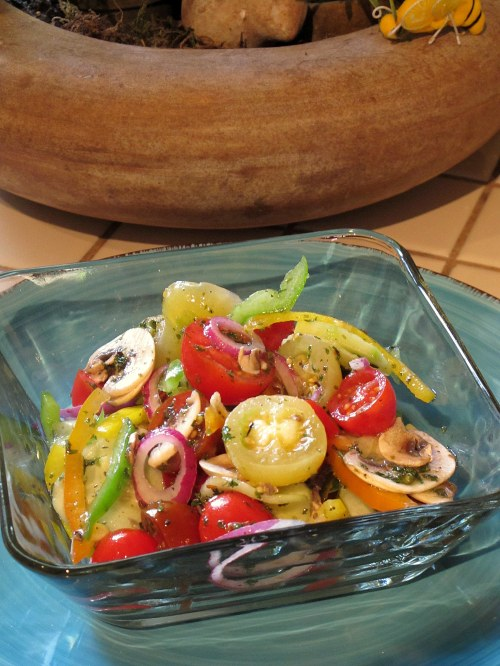 final salad