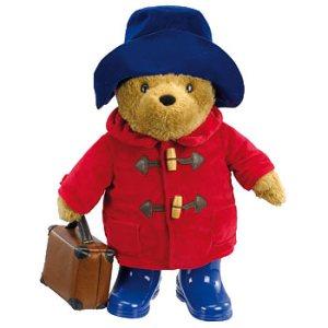 paddington tube station paddington bear